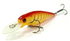 Воблер Lucky Craft Bevy Shad MK-II 60SP-165 Ghost Fire Craw*