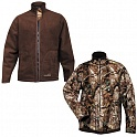 Куртка Norfin Hunting THUNDER PASSION/BROWN двухстор. 05 р.XXL арт.720005-XXL